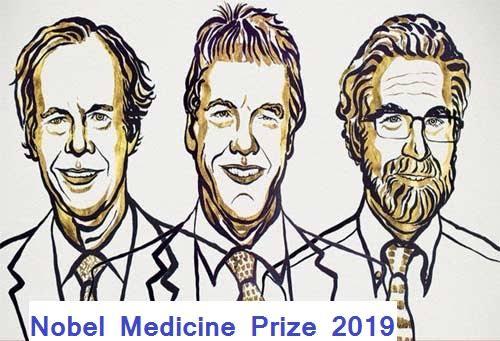 Photo of Nobel Prize in Medicine 2019: इन तीन वैज्ञानिकों को मिलेगा मेडिसिन का नोबेल पुरस्कार