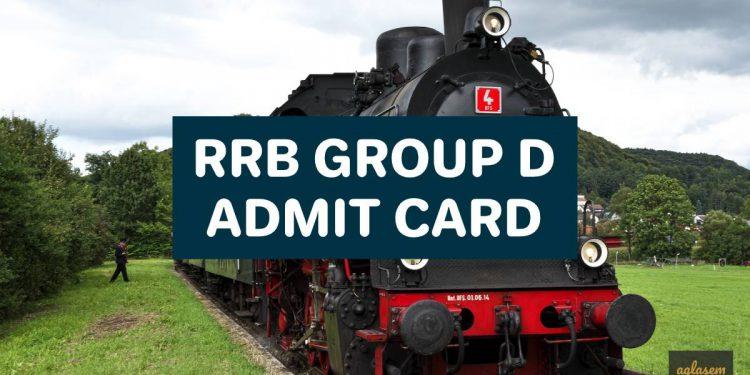 Photo of RRB Group D Admit Card 2019: आरआरबी ग्रुप डी एडमिट कार्ड…..