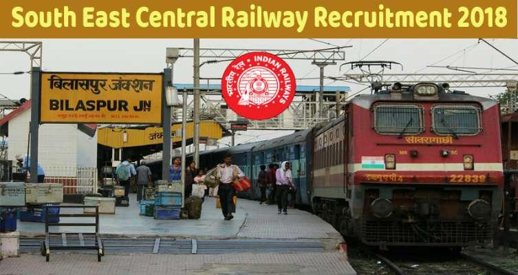 Photo of SECR Bilaspur Recruitment;-दक्षिण पूर्व मध्य रेलवे बिलासपुर में निम्न विभाग में होगी भर्ती..विस्तृत जानकरी के लिए  विभागीय विज्ञापन देखें