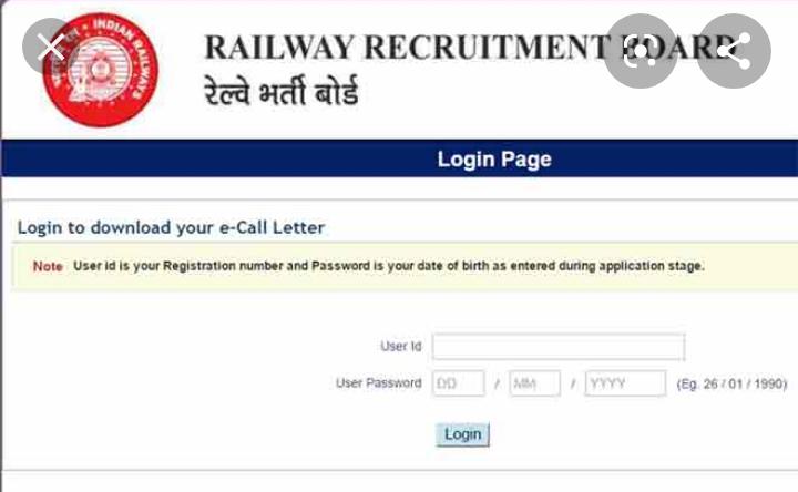 Photo of RRB NTPC: 1.3 लाख पदों पर भर्ती परीक्षा की तारीख को लेकर रेलवे ने दी जरूरी सूचना