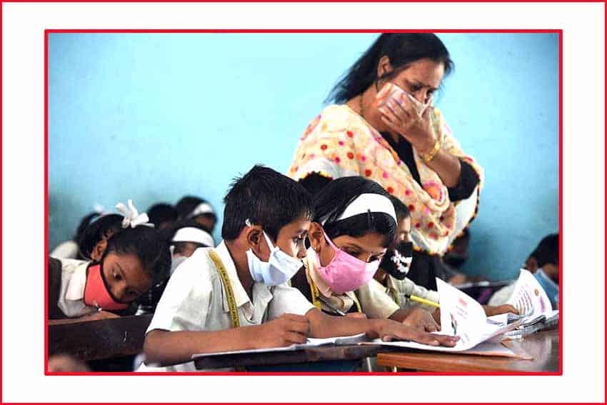 Photo of स्कूल ब्रेकिंग न्यूज: गृह मंत्रालय ने 15 अक्टूबर के बाद स्कूल- कॉलेज खोलने के लिए राज्य सरकारों को