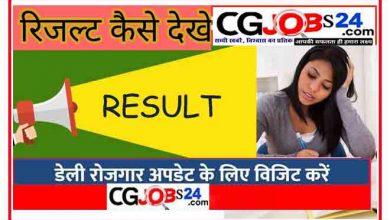 Photo of यूनिवर्सिटी ने जारी किए परिणाम 14 कक्षाओं के रिजल्ट देखिये जल्दी से