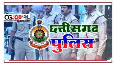Photo of CG SI Bharti 2021 online form kaise bharen   CG Police SI Syllabus 2021 Pdf Download (Hindi)