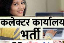 Photo of Chhattisgarh collector Office Vacancy | सीजी कलेक्टर ऑफिस धमतरी वैकेंसी 2021
